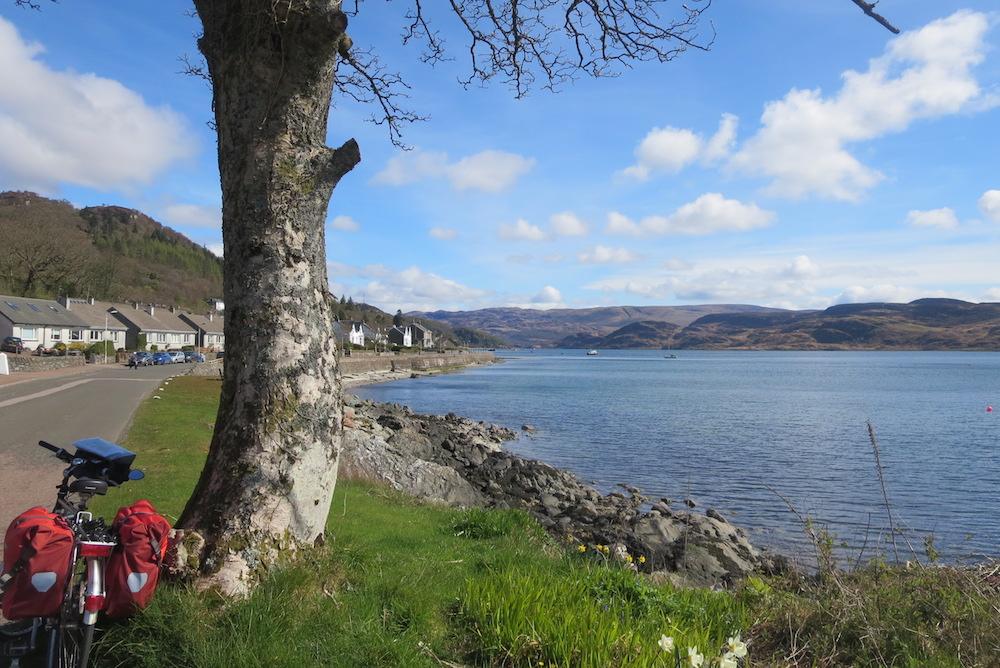Tighnabruaich, Cowal Peninsula, Argyll,